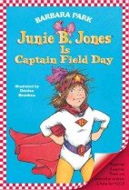 "<font title=""Junie B. Jones Is Captain Field Day (Prebind / Reprint Edition)"">Junie B. Jones Is Captain Field Day (Pre...</font>"