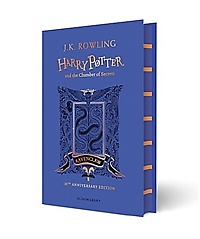 "<font title=""Harry Potter and the Chamber of Secrets - Ravenclaw Edition (Hardcover/ 영국판)"">Harry Potter and the Chamber of Secrets ...</font>"