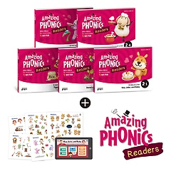 "<font title=""Amazing Phonics Readers Set 2 어메이징 파닉스 리더스 세트 2"">Amazing Phonics Readers Set 2 어메이징 ...</font>"