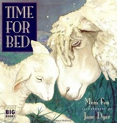 Time for Bed (Paperback/ Big Book)