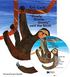 "<font title=""[노부영] Slowly Slowly Slowly said the Sloth (Paperback+CD)"">[노부영] Slowly Slowly Slowly said the S...</font>"