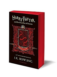"<font title=""Harry Potter and the Chamber of Secrets - Gryffindor Edition (Paperback/ 영국판) "">Harry Potter and the Chamber of Secrets ...</font>"