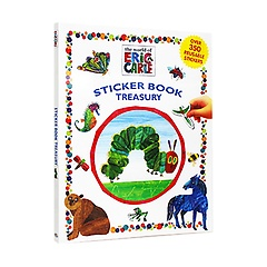 """<font title=""""Sticker Book Treasury : The World of Eric Carle (Paperback/ 영국판)"""">Sticker Book Treasury : The World of Eri...</font>"""