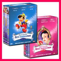 [DVD] 월트디즈니 핑크 & 블루 (6disc) 백설공주,신데렐라,앨리스,피터팬,피노키오,환타지아