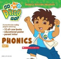 "<font title=""Go Diego Go! Phonics, Pack 2 (Boxed Set) "">Go Diego Go! Phonics, Pack 2 (Boxed Set)...</font>"