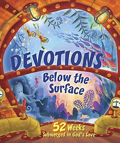 Devotions Below the Surface (Hardcover)