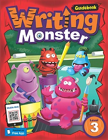 """<font title=""""Writing Monster 3 (Teacher"""