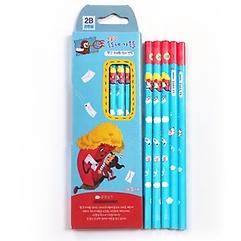 보물섬 독도네 빨간 우체통 엄마 연필