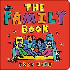 The Family Book (Board book)