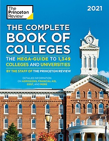 """<font title=""""The Complete Book of Colleges, 2021: The Mega-Guide to 1,349 Colleges and Universities (Paperback) """">The Complete Book of Colleges, 2021: The...</font>"""