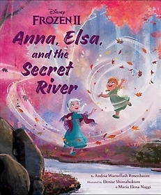 Frozen 2 Picture Book (Hardcover)