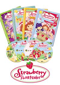 스트로베리 쇼트케이크 4종세트 - DVD