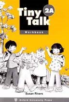 Tiny Talk 2A : Workbook (Paperback)