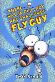 """<font title=""""There Was An Old Lady Who Swallowed Fly Guy (Hardcover)"""">There Was An Old Lady Who Swallowed Fly ...</font>"""