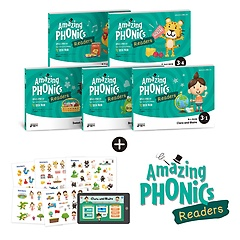 "<font title=""Amazing Phonics Readers Set 3 어메이징 파닉스 리더스 세트 3"">Amazing Phonics Readers Set 3 어메이징 ...</font>"