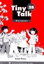 Tiny Talk 2B : Workbook (Paperback)