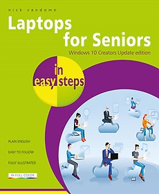 "<font title=""Laptops for Seniors in Easy Steps (Paperback / Updated)"">Laptops for Seniors in Easy Steps (Paper...</font>"