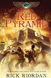 The Kane Chronicles #1 : The Red Pyramid (Paperback/  international Edition)