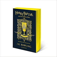 """<font title=""""GOBLET OF FIRE : HUFFLEPUFF HOUSE ED (Paperback)"""">GOBLET OF FIRE : HUFFLEPUFF HOUSE ED (Pa...</font>"""