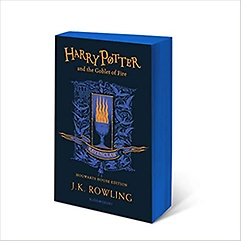 """<font title=""""GOBLET OF FIRE : RAVENCLAW HOUSE ED (Paperback)"""">GOBLET OF FIRE : RAVENCLAW HOUSE ED (Pap...</font>"""