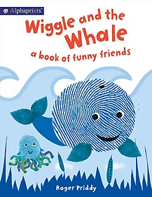 Wiggle and the Whale (Hardcover)
