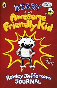 "<font title=""Diary of an Awesome Friendly Kid : Rowley Jefferson"