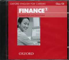 """<font title=""""Oxford English for Careers Finance 1 : Class CD (Audio CD / 도서별매)"""">Oxford English for Careers Finance 1 : C...</font>"""