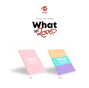 트와이스(Twice) - What is Love [5th Mini Album]