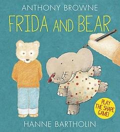그림책 Frida and Bear (Hardcover)