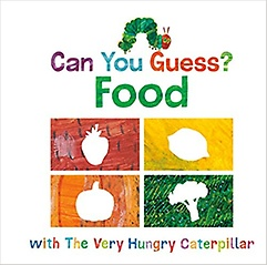 """<font title=""""Can You Guess?: Food with The Very Hungry Caterpillar (The World of Eric Carle) """">Can You Guess?: Food with The Very Hungr...</font>"""