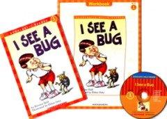 "<font title=""I See a Bug - Scholastic Hello Reader Level 1-16 (Paperback + CD + Workbook)"">I See a Bug - Scholastic Hello Reader Le...</font>"