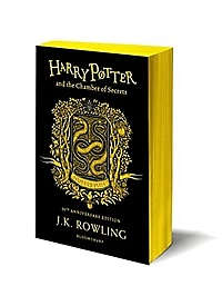 "<font title=""Harry Potter and the Chamber of Secrets - Hufflepuff Edition (Paperback/ 영국판) "">Harry Potter and the Chamber of Secrets ...</font>"