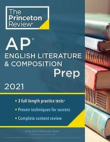 "<font title=""Princeton Review AP English Literature and Composition Prep, 2021 (Paperback)"">Princeton Review AP English Literature a...</font>"