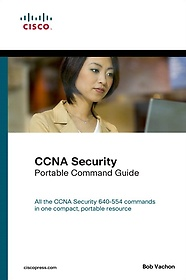"<font title=""CCNA Security 640-554 Portable Command Guide (Paperback)"">CCNA Security 640-554 Portable Command G...</font>"