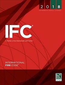 International Fire Code 2018 (Hardcover)