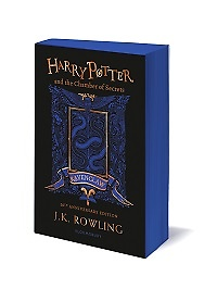 "<font title=""Harry Potter and the Chamber of Secrets - Ravenclaw Edition (Paperback/ 영국판) "">Harry Potter and the Chamber of Secrets ...</font>"