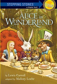 "<font title=""Alice in Wonderland : A Stepping Stone Book (Paperback)"">Alice in Wonderland : A Stepping Stone B...</font>"