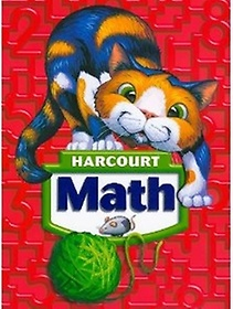 Harcourt Math 2, 2007 (Paperback)