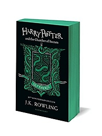 "<font title=""Harry Potter and the Chamber of Secrets - Slytherin Edition (Paperback/ 영국판) "">Harry Potter and the Chamber of Secrets ...</font>"