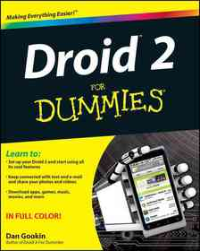 Droid 2 for Dummies (Paperback)