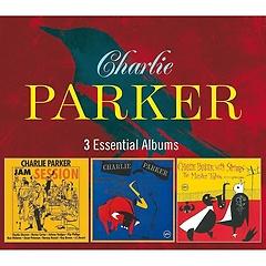 Charlie Parker - 3 Essential Albums [3CD, 3For 1]