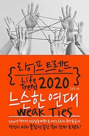 "<font title=""라이프 트렌드 2020 : 느슨한 연대 Weak Ties"">라이프 트렌드 2020 : 느슨한 연대 Weak Ti...</font>"