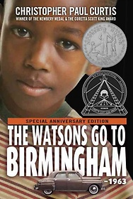 """<font title=""""The Watsons Go to Birmingham 1963 (Paperback)"""">The Watsons Go to Birmingham 1963 (Paper...</font>"""