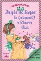 "<font title=""Junie B. Jones Is (Almost) a Flower Girl (Prebind / Reprint Edition)"">Junie B. Jones Is (Almost) a Flower Girl...</font>"