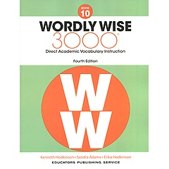 """<font title=""""Wordly Wise 3000 : Book 10 (Paperback/4th Ed.)"""">Wordly Wise 3000 : Book 10 (Paperback/4t...</font>"""