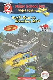 Rock Man Vs. Weather Man (Paperback)
