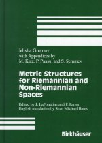 Metric Structures for Riemannian and Non-Riemannian Spaces (Hardcover/ 1999. Corr. 2nd)