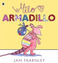 Milo Armadillo (Paperback)