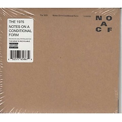 """<font title=""""The 1975 - Notes On A Conditional Form [Digipack]"""">The 1975 - Notes On A Conditional Form [...</font>"""