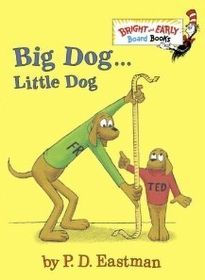 Big Dog . . . Little Dog (Board Book)